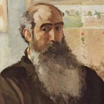 portrait of Camille Pissarro