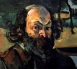portrait of Paul Cezanne