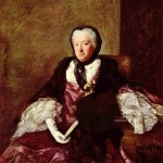 Portrait of Mrs Martin
