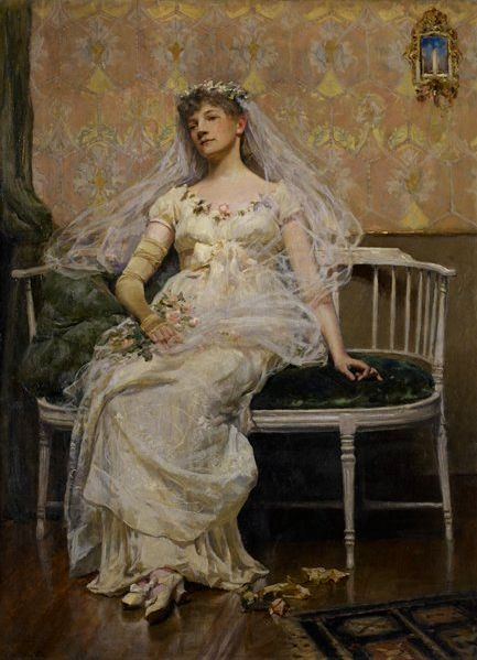 famous painting by Douglas Volk