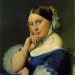 Delphine Ramel, Madame Ingres
