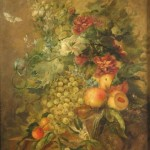 Floral and Fruit Still Life