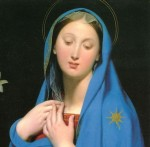 Virgin of the Adoption - sm