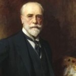 portrait of luke fildes
