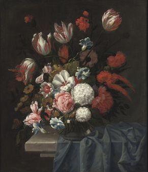 painting by the famous artist Elias van den Broeck