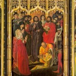 Raising of Lazarus Triptych