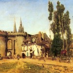 The Village of Chartres