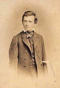 portrait of Janus Andreas Bartholin La Cour