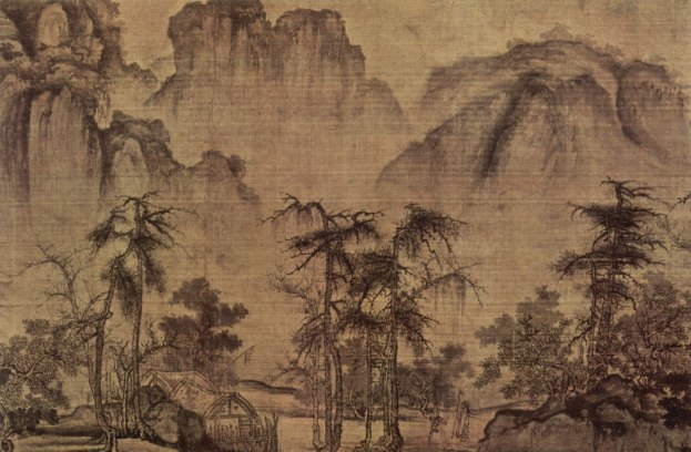 painting by the famous Chinese artist Guo Xi