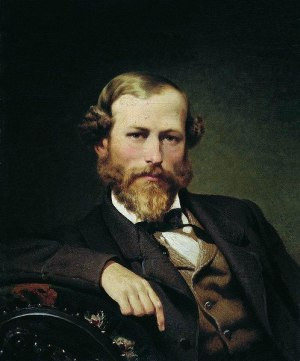 portrait of Konstantin Flavitsky