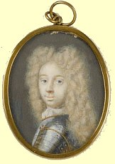 miniature portrait by Rosalba Carriera