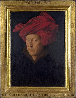 Jan van Eyck portrait