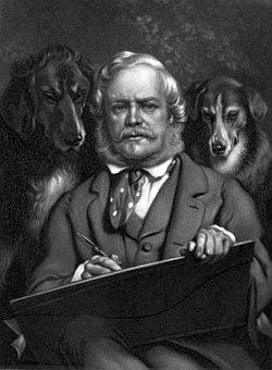 Edwin Landseer Portrait