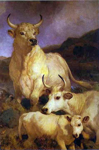 famous painting by Sir Edwin Landseer