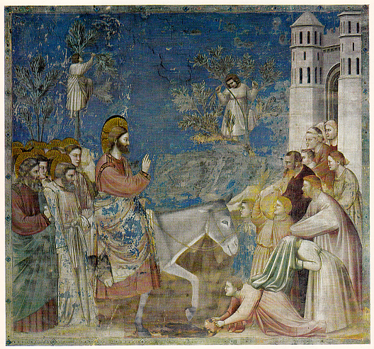 painting by the famous artist Giotto