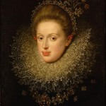 Portrait of Anna of Austria