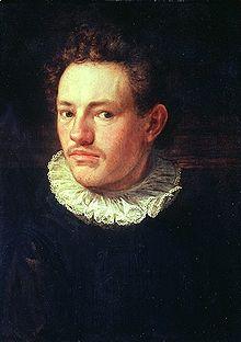 portrait of hans von aachen