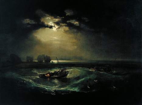 painting by the English Landscape painter William Turner