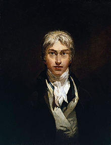 self portrait of william turner circa 1799
