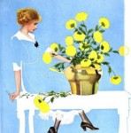 Coles Phillips Fadeaway Girl 1