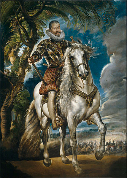 rubens painting of the Duke of Lerma