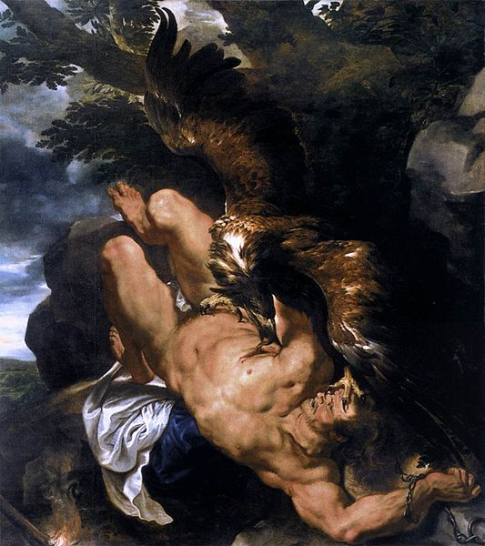 painting by Peter Paul Rubens and Frans Snyders