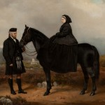 Queen-Victoria-with-John-Brown