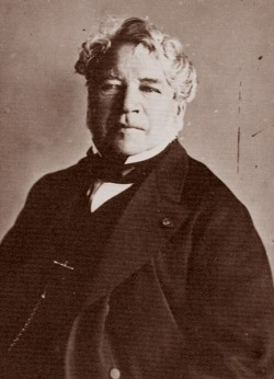 photograph of Eugene Isabey