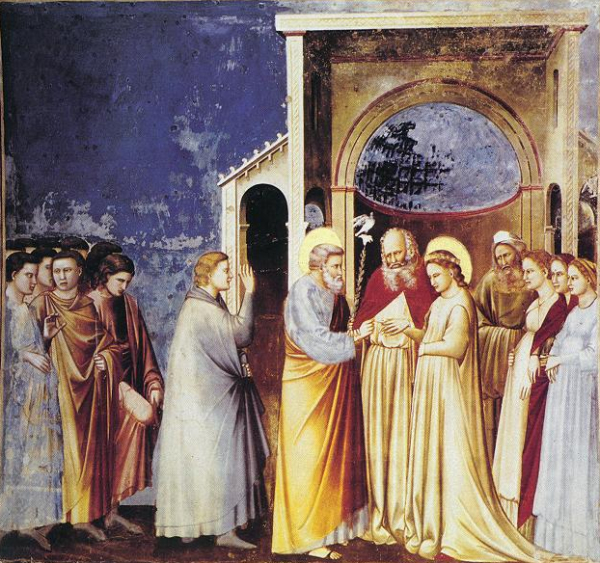 painting by Giotto