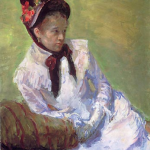 Mary Cassatt-self-portrait