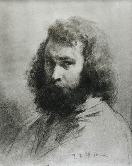 millet-self-portrait